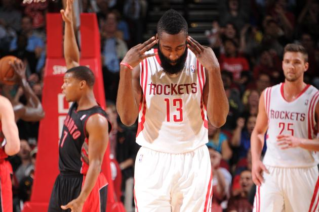 An Apologist's Theory on James Harden's Woeful Defense