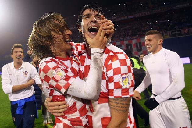 Croatia Have Glaring Weaknesses to Address Before the World Cup in Brazil