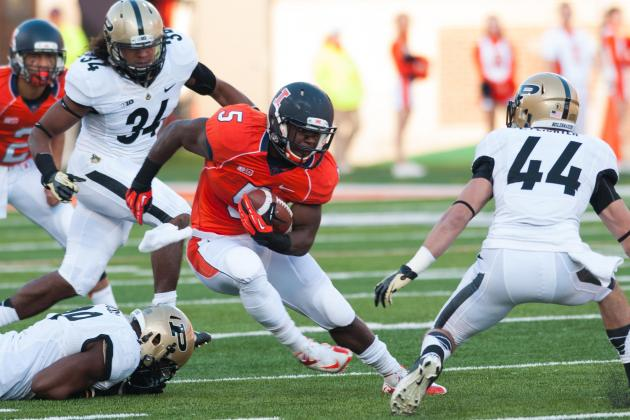 Illinois, Purdue Searching for First Conference Wins