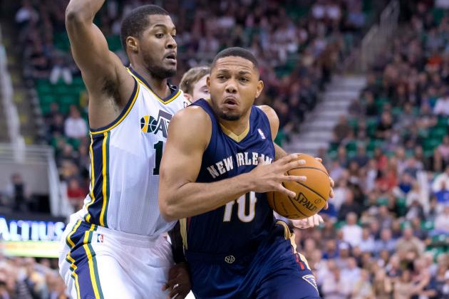 Eric Gordon Says Tempo Is Key