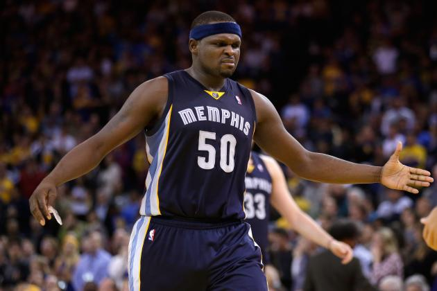 Zach Randolph the Reason Behind Memphis Grizzlies' Recent Surge
