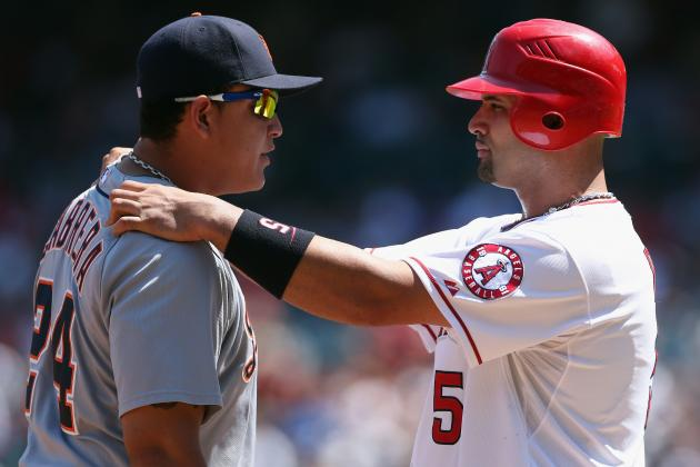 Is Miguel Cabrera Looking to Leave Tigers and Play with Albert Pujols?