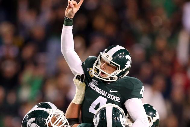 Trick Plays Become Spartans' Trademark