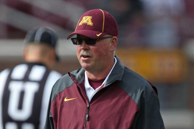 Jerry Kill Is with His Minnesota Team, Just Not on the Sideline