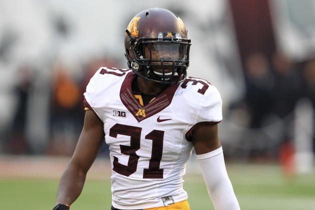 Eric Murray Manning Up for Minnesota