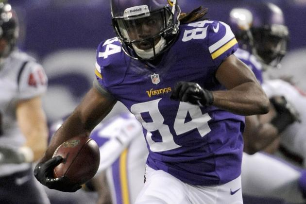 Breaking Down Cordarrelle Patterson's Impact on the Minnesota Vikings' Offense