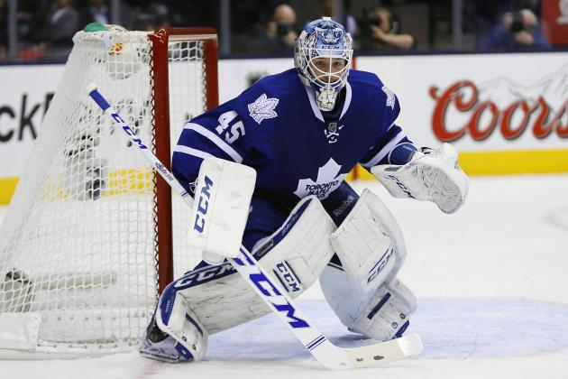 What Are Jonathan Bernier's Chances to Make Canada's 2014 Winter Olympic Roster?