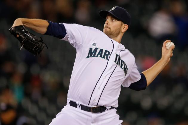 Steamer Projects: Seattle Mariners Prospects