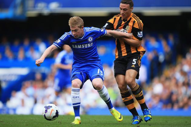 Atletico Madrid Stand to Benefit from De Bruyne-Chelsea Transfer Saga