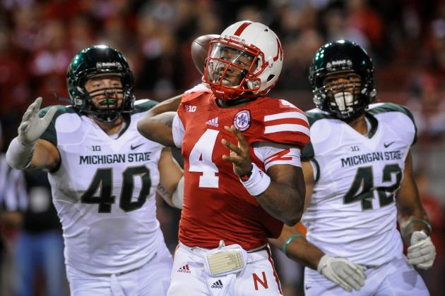 Nebraska Football: Is Tommy Armstrong Headed for Taylor Martinez-Esque Career?