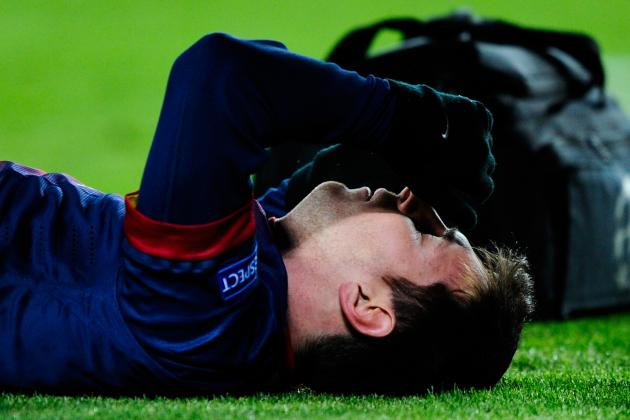 La Liga: Why Barcelona's Injury Epidemic Could Be of Their Own Doing