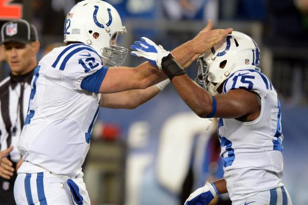 Debate: Who Has Been the Colts' Best Player So Far?