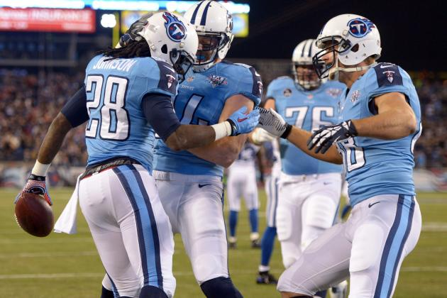 Debate: Who Has Been the Titans' Best Player So Far?