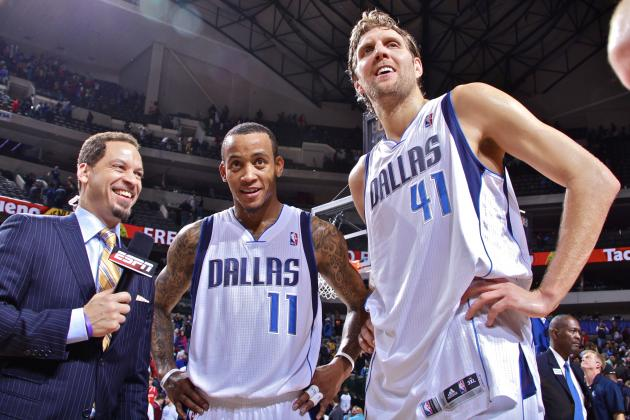 Dallas Mavericks Have Found Something with Dirk Nowitzki and Monta Ellis