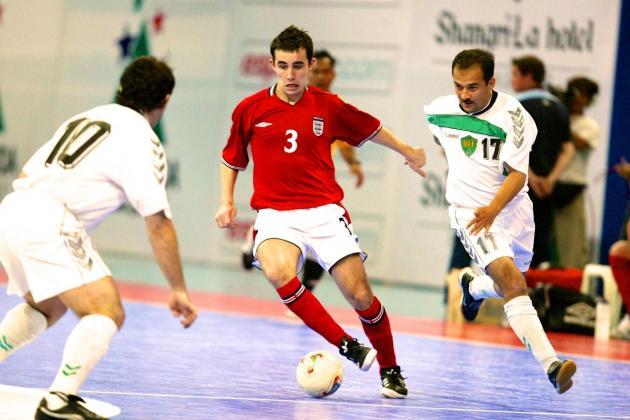 Embracing Futsal Can Help England Produce a Cristiano Ronaldo or Lionel Messi