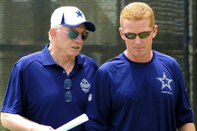 Cowboys' Jerry Jones Has an Inordinate Amount of Appreciation for Jason Garrett