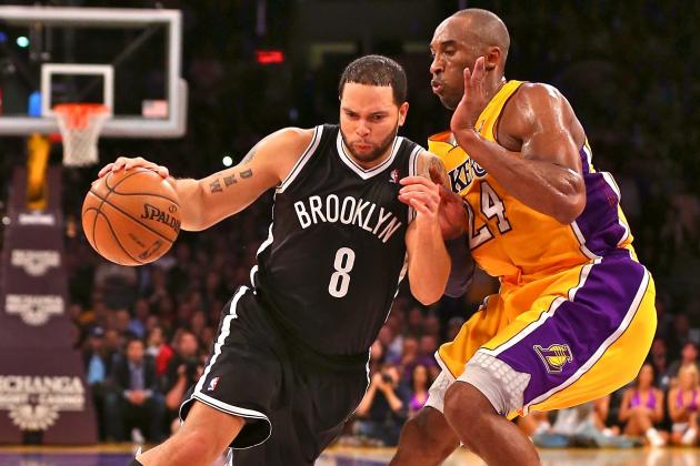 Brooklyn Nets Look and Sound Like Last Season's Lakers Disaster