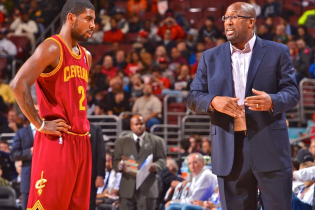 Is Kyrie Irving Hitting the Wall Under Mike Brown?