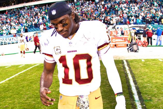 Assigning Blame for Washington Redskins' 2013 Struggles