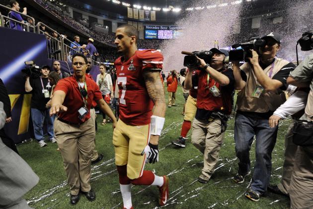 San Francisco 49ers: Was Colin Kaepernick Just a Mirage?