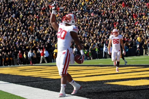 Wisconsin Football: Why James White Is Badgers' MVP for 2013