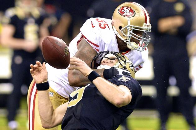 Fining Ahmad Brooks Shows NFL Still Doesn't Know How to Police the Game