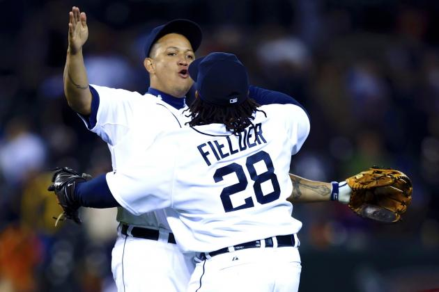 Miguel Cabrera Expresses How Much He Will Miss Prince Fielder on Twitter
