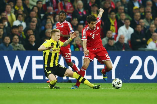 Borussia Dortmund-Bayern Munich Clash a Test of Depth, Guts