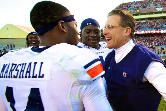 Inside Auburn's Road Back to Relevance