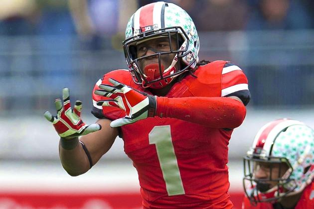Ohio State Football: Cornerback Bradley Roby to Forgo Senior Season