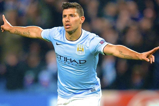 Where Does Sergio Aguero Rank Among the World's Best Strikers?