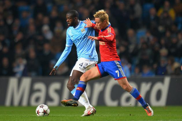 Yaya Toure's Wild Overuse by Roberto Mancini Continues with Manuel Pellegrini