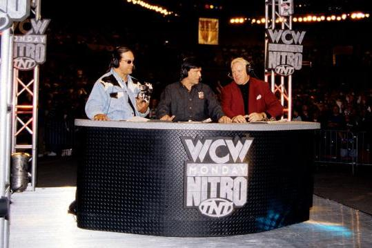 An Oral History of the Last WCW Monday Nitro