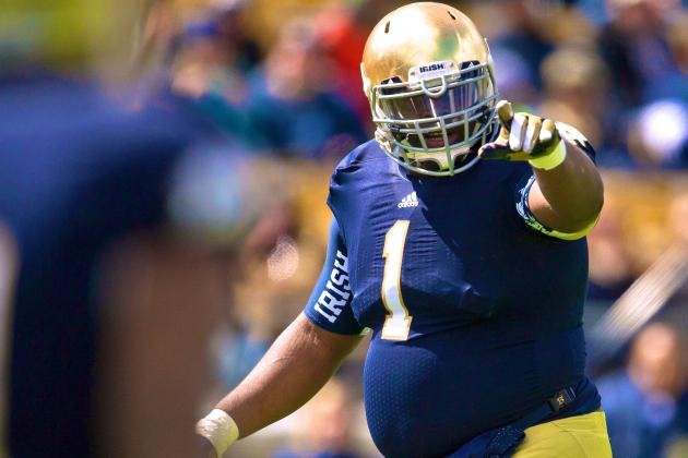 Louis Nix Injury: Updates on Notre Dame DT's Knee Surgery and Recovery