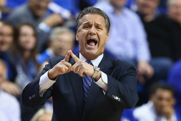 John Calipari to the New York Knicks? Say It Ain't So