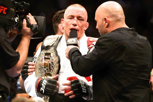 GSP: 'I'm Not a Dad, I'm Not in Rehab and My Father Is Not Dying'