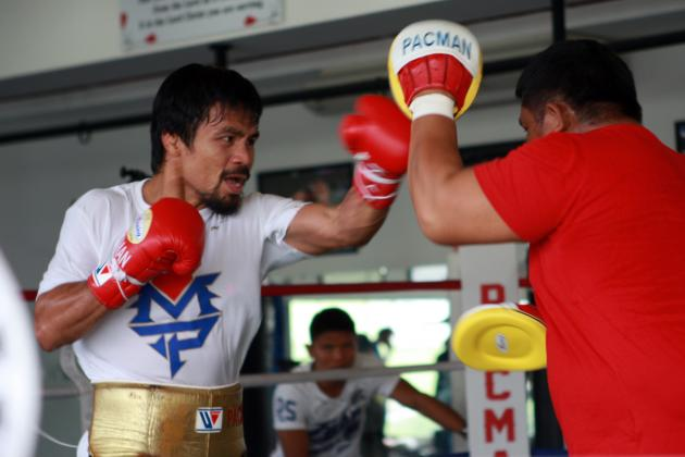 Pacquiao vs. Rios Odds: Betting Preview, Prediction for Upcoming Bout