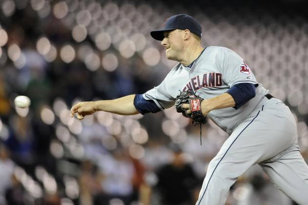 Report: Angels Interested in Free Agent Reliever Joe Smith