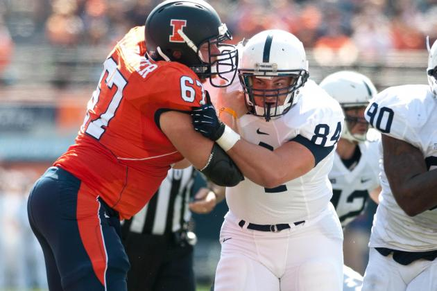 Penn State Football: How Will Nittany Lions Replace Talent in the Trenches?