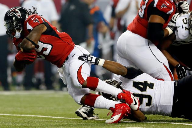 Saints vs. Falcons: Live Game Grades and Analysis for Atlanta