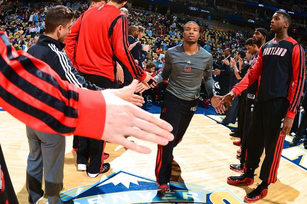 Damian Lillard and the Portland Trail Blazers Are Every Bit Legit
