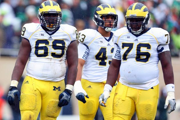 Michigan's Key to Victory over Iowa Is in the Trenches