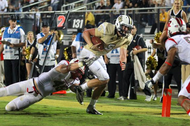 Rutgers vs. UCF: Score, Grades and Analysis