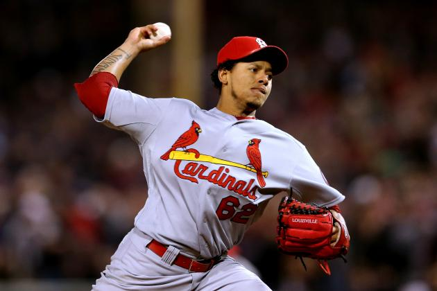 Does Adding Carlos Martinez to Cardinals Rotation Make It MLB's Best in 2014?