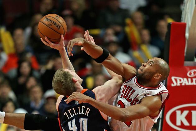 Most Surprising Statistics of Chicago Bulls' 2013-14 Season