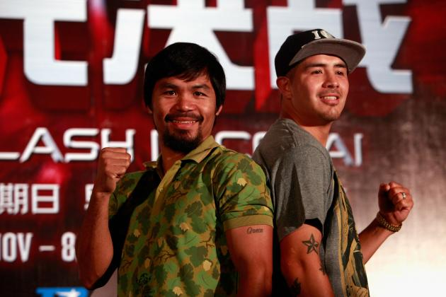 Pacquiao vs. Rios Fight Time: Complete Viewer's Guide for Epic Clash