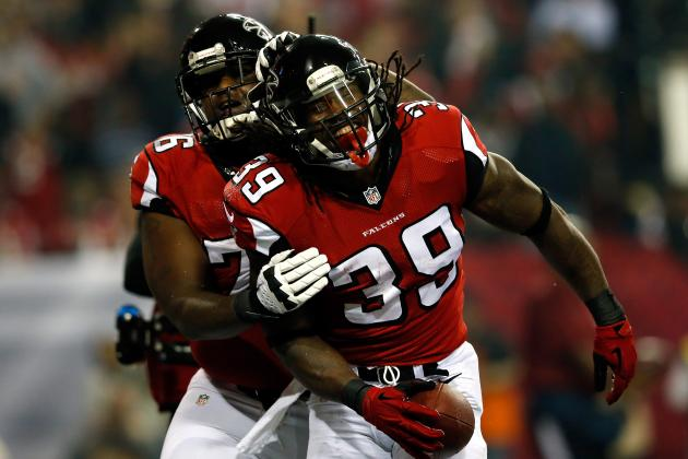 Steven Jackson's Updated 2013 Fantasy Outlook After Week 12