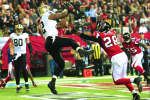 Saints Knock Off Falcons, Move to 9-2