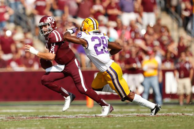 LSU Football Film Study: How the Tigers' Defense Must Contain Johnny Manziel
