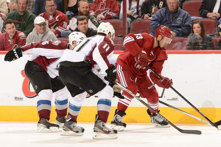 Biggest Takeaways from Phoenix Coyotes' Clashes with Western Conference Elites